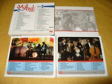 The Yardbirds - Ultimate! (2001) 2 cd Box Set cds + inlays are Excellent/box vg