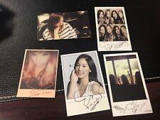 Korean Kpop SNSD GIRLS GENERATION GROUP Taeyeon Tiffany Fanmade Photocard Set
