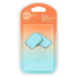 solait superdrug 12 Mosquito Insect Repellent  TRAVEL PLUG IN  REFILL