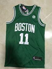 Kyrie Irving #11 Jersey NBA Boston Celtics Green Swingman Authentic Edition
