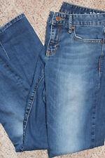 GAP Womens Misses denim MEDIUM WASH Always Skinny Jeans  6  28 L