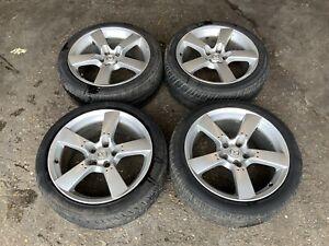 "Mazda RX-8 18"" Alloy Wheels PCD 5x114.3 ET50 8Jx18 CB67.1mm 225/45R18"