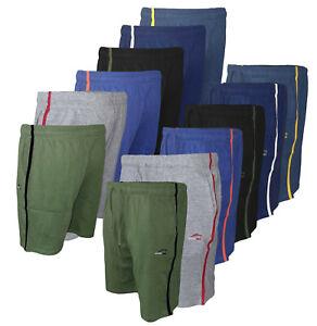 Shorts Bermuda Uomo 100% Cotone Pantaloncino Corto Casual Sportivo Tuta laccetto