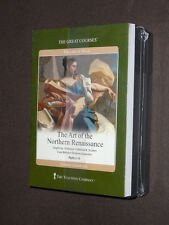 Teaching Co Great Courses DVD    ART of the NORTHERN RENAISSANCE     new