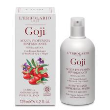 L'erbolario Goji acqua profumata Rinfrescante senza alcool 125ml