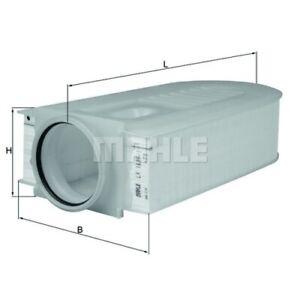 1 Luftfilter MAHLE LX 1686/1 passend für MERCEDES-BENZ