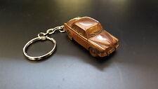 Volvo 120 Amazon 4d Limited Copper Effect 3D split-ring keyring FULL CAR ref282
