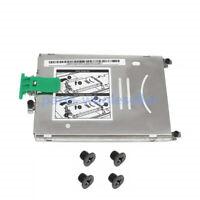 HD HDD SSD Festplatte Caddy Rahmen Adapter für HP ZBOOK 15 ZBOOK 17 G1 G2