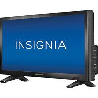 "Insignia 19"" 720p LED TV (NS-19D220NA16-A) (full set)"