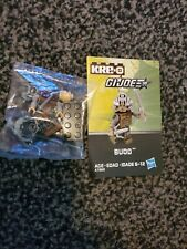 KRE-O KREO GI G.I. Joe Budo Collection 4 Wave Figure Classified