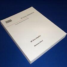 Fanuc Ac Servo Amplifier Maintenance Manual Gfz-65005E/07