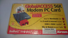 New - Xircom RealPort2 56K Modem PC Card
