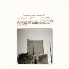 GODSPEED YOU! BLACK EMPEROR - LUCIFERIAN TOWERS   CD NEW!