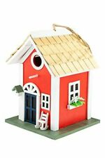 New listing Awesome Hanging Birdhouse, Decorative Outdoor Bird Feeder for Hummingbirds