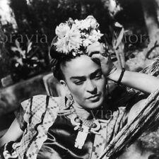 """Photographie,  """"Frida Kahlo"""",  Casa Azul, 1938      /    15 x 15"""