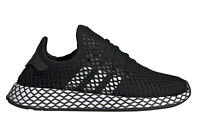 Adidas Deerupt Runner Nera Scarpe Sportive Donna Unisex Sneaker da Ginnastica
