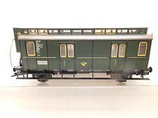 MES-56441Fleischmann H0 Postwagen Nürnberg 1117 mit Gebrauchsspuren