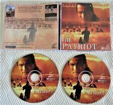 The Patriot (1998) - SKY JEMAH FILM MOVIE VIDEO CD (english edition)