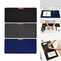 Office Computer Desk Mat Table Keyboard Mouse Pad Laptop Cushion Desk Mat Pad