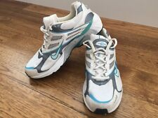 NIKE AIR STRUCTURE 3309054 TRIAX White/Blue in SIZE 8
