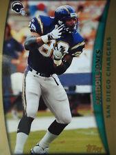 NFL 40 Freddie Jones San Diego Chargers Topps 1998