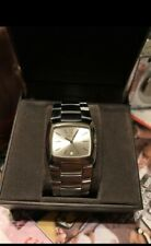 mens gucci watch used