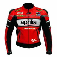aprilia Motorcycle Leather Jacket Sports Motorbike Leather Jackets