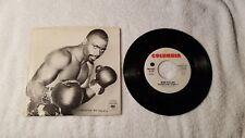"BOB DYLAN Hurricane Part 1 PROMO 7"" Vinyl Single 45 MONO STEREO Near Mint PS"