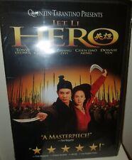 Hero (Dvd, Widescreen, 2002) Jet Li , Maggie Cheung, Tony Leung