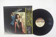 OST(IRENE CARA) FLASHDANCE CASABLANCA 25S-164 Japan OBI VINYL LP