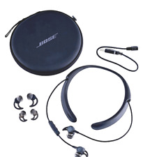 Bose QuietControl 30 QC30 Neckband Noise Cancelling Wireless Headphones - Black