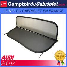 Filet anti-remous coupe-vent, windschott Audi A4 (B7) cabriolet - TUV