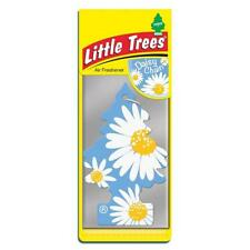 4 x Little Magic Tree Car Air Freshener DAISY CHAIN Freshner 2D