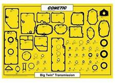 COMETIC GASKETS FOR DISPLAY BOARD TRANSMISSION PART# C9232F-GAS NEW