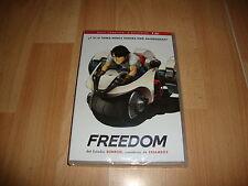 FREEDOM ANIME EN DVD SERIE COMPLETA CON 7 EPISODIOS Y 2 DISCOS NUEVO PRECINTADO