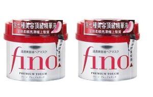 Shiseido Fino Premium Touch Penetrating Hair Essence Treatment 50g x 2