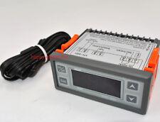 200-240V  Digital LCD Thermostat Regulator Temperature Controller Thermocouple