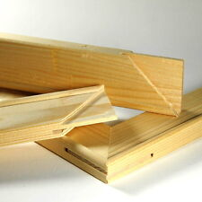 Keilrahmen als Bausatz / Keilrahmenleisten im Set zum Bespannen (ohne Leinwand)