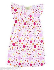 Girls Kids/Toddlers Polkadot Sleepdress/Nightdress Sleepwear, M (4-5 y/o)