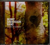 BENNY ANDERSSON BAND (ABBA)-Story Of A Heart-2009 CD-BRAND NEW