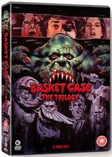 Basket Case: The Trilogy DVD (2012) Kevin Van Hentenryck ***NEW***