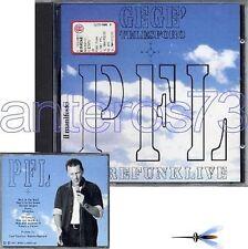 """GEGE TELESFORO """"PFL"""" RARO CD 1997 - FUORI CATALOGO"""