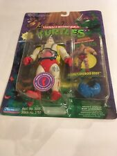 "TMNT Teenage Mutant Ninja Turtles 1994 Krang's Android Body 5"" MOC. Hard To Find"
