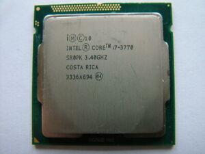 Intel Core i7-3770 - 3,4 GHz Quad-Core Prozessor  LGA 1155