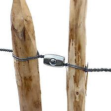 Verbinder für Staketenzäune -zum einfachen Verbinden mehrerer Staketenzaunrollen
