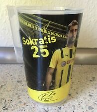 Borussia Dortmund, BVB Stadionbecher, Nr. 25, Sokratis, Abwehr, Neu!