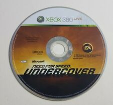 Need for Speed Undercover Xbox 360 Spiel Racing Autofahren Disc Only