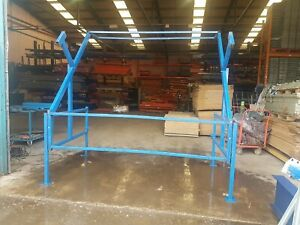 Pallet Gate Length 2.9m x Width 1.67m x High 2.7m Dismantled Ready To Collect