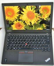 "Lenovo ThinkPad X250 12.5"" Core i5-5300u  2,30 Ghz RAM 4 Go 500Go  GRADE B-"