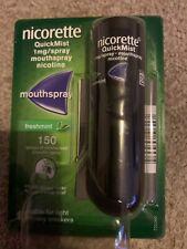 Nicorette QuickMist Freshmint 1Mg Mouthspray
